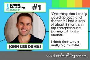 John Lee Dumas – Is podcasting really worth it?