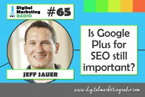 Is Google Plus for SEO still important? - JEFF SAUER