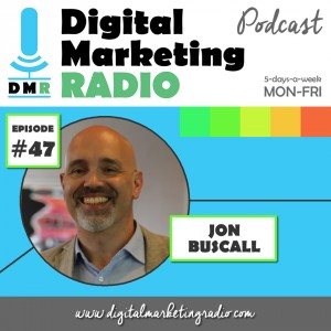 JON BUSCALL - Guerrilla marketing examples