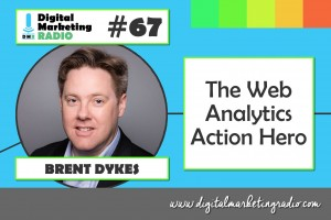BRENT DYKES Interview - the Web Analytics Action Hero