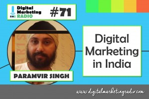 Digital Marketing in India - PARAMVIR SINGH