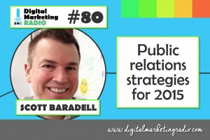 Public Relations Strategies - SCOTT BARADELL