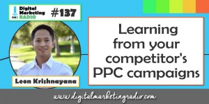Learning from your competitor's PPC campaigns