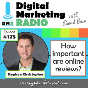How important are online reviews? - STEPHEN CHRISTOPHER