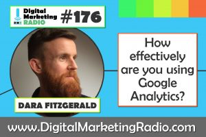 How effectively are you using Google Analytics? - DARA FITZGERALD