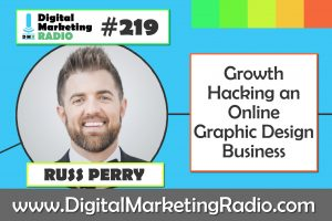 Growth Hacking an Online Graphic Design Business – RUSS PERRY