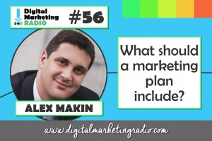 What should a marketing plan include? | ALEX MAKIN