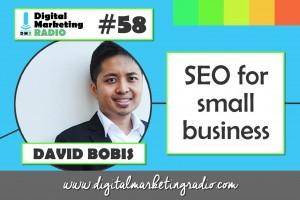 SEO for small business - DAVID BOBIS