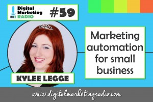 Marketing automation for small business - KYLEE LEGGE