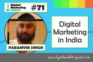 Digital Marketing in India - PARAMVIR SINGH