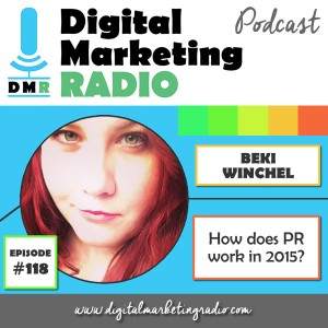 How does PR work in 2015? - BEKI WINCHEL