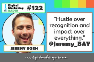 Is it important for every marketer to understand the art of storytelling? - JEREMY BOEH