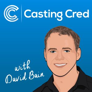 DMR Special Announcement – New podcast – Casting Cred