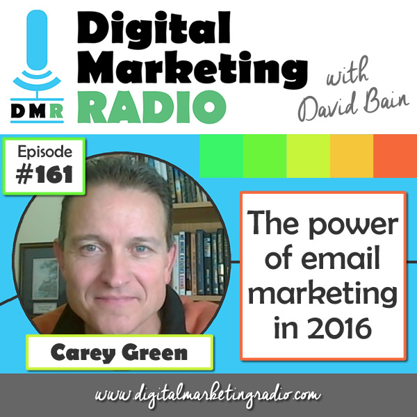 The power of email marketing in 2016 - CAREY GREEN