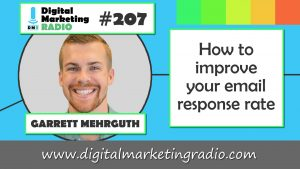 How to improve your email response rate – GARRETT MEHRGUTH